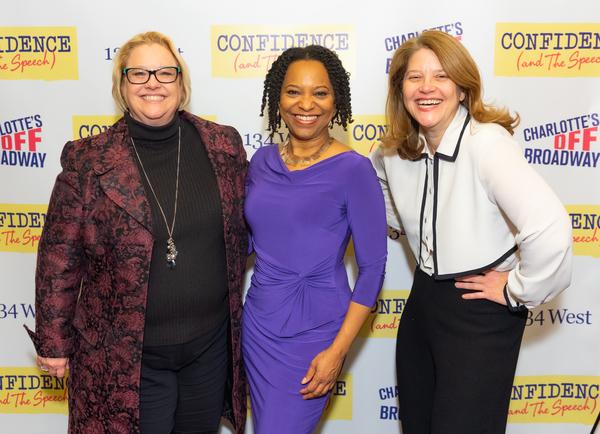 Anne Lambert, April Armstrong, and Susan Lambert Hatem  Photo