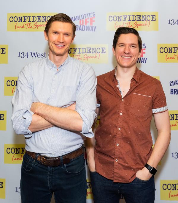 Ross Alden and James Penca  Photo