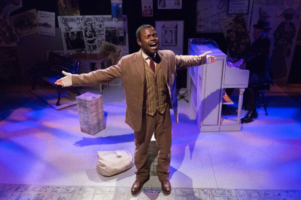 Photo Flash: Take a Look at Opening Night Photos of THE GIFTS OF THE MAGI at the Walnut Street Theatre