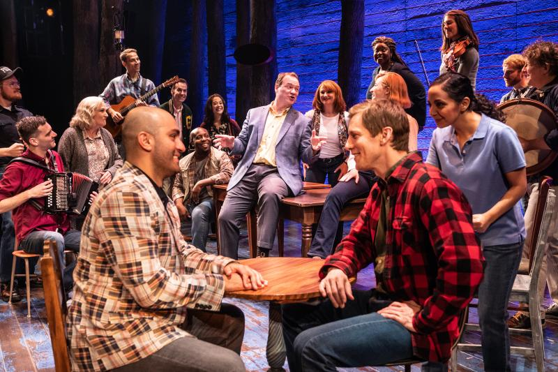 BWW Interview: Andrew Samonsky of COME FROM AWAY which runs 11/26-12/1 at Salle Wilfrid-Pelletier, Place Des Arts