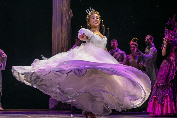 Photo Flash: First Look at Photos From Rodgers & Hammerstein's CINDERELLA at Paper Mill Playhouse