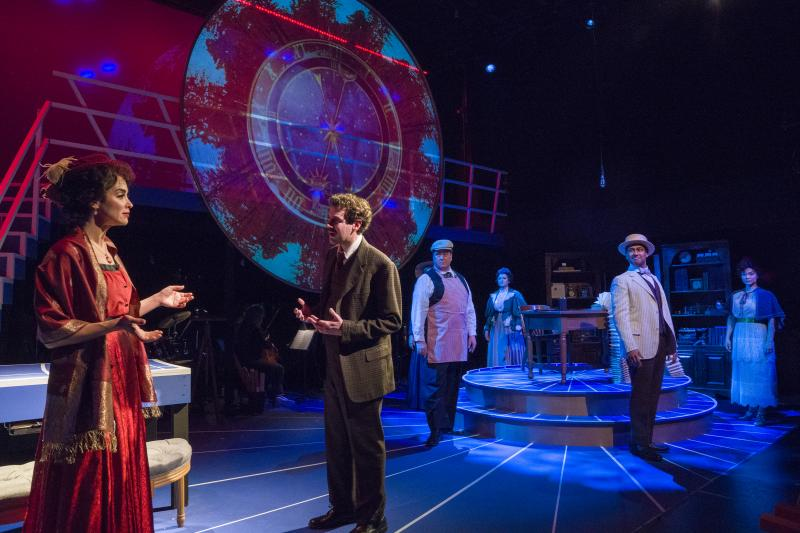 BWW Review: The New Musical EINSTEIN'S DREAMS Makes Its Stunning NYC Premiere at 59E59 Theaters