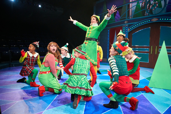Photo Flash: ELF THE MUSICAL Brings Christmas Cheer To First Stage