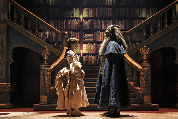 Photos: BEAUTY AND THE BEAST Enchants At Paramount Theatre