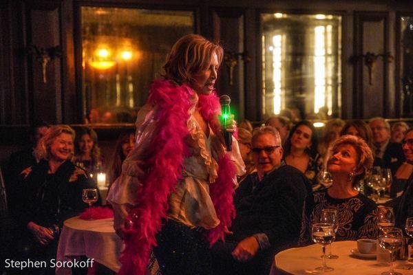 Photo Coverage: Yanna Avis Brings Paris To The Grand Salon at La Goulue