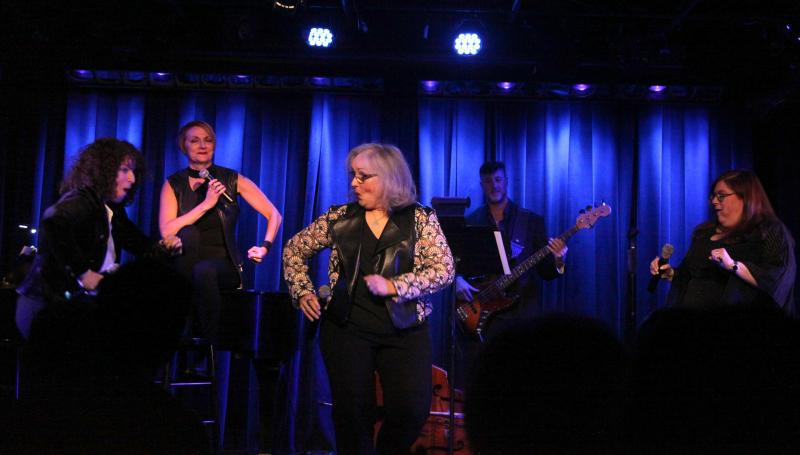 BWW Review: THOSE GIRLS SING THE BOYS (VOL. 1) Rocks at The Laurie Beechman Theatre