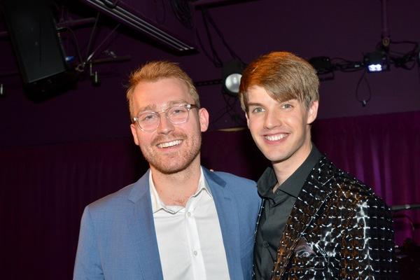 Daniel Dunlow and Mark William Photo