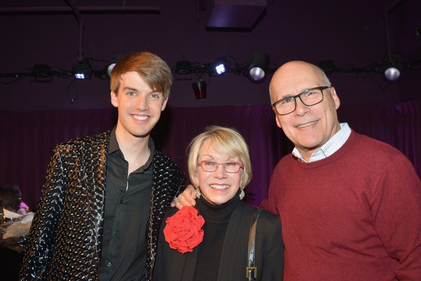 Mark William, Sandy Duncan and Don Correia Photo
