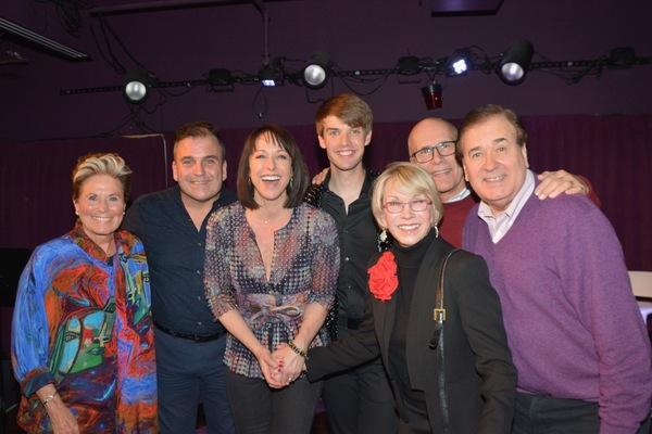 Lorna Dallas, David Sabella, Paige Davis, Mark William, Sandy Duncan, Don Correia and Photo