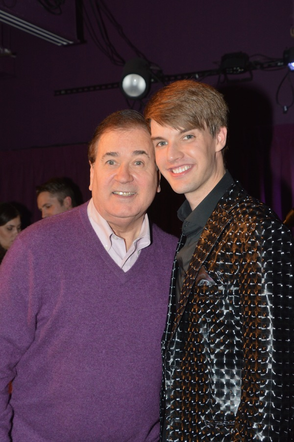 Photo Coverage: Mark William Holds a CD Release Concert at The Green Room 42