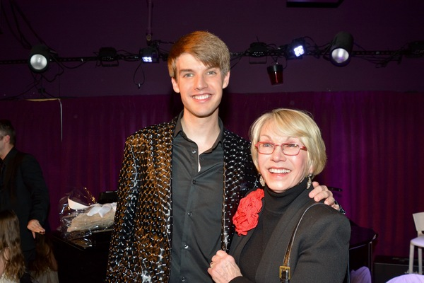 Mark William and Sandy Duncan Photo