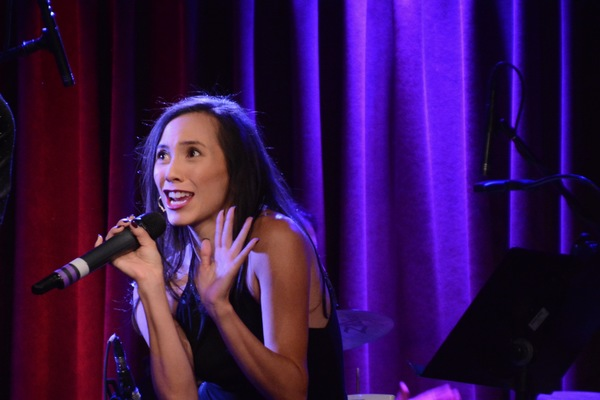 Photo Coverage: GR42 SINGS IN THE HEIGHTS at the Green Room 42