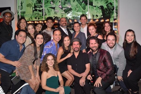 The Cast and Ensemble-Quentin Garzon, Shae Gomez, Harris Turner, Laurissa Romain, Edd Photo