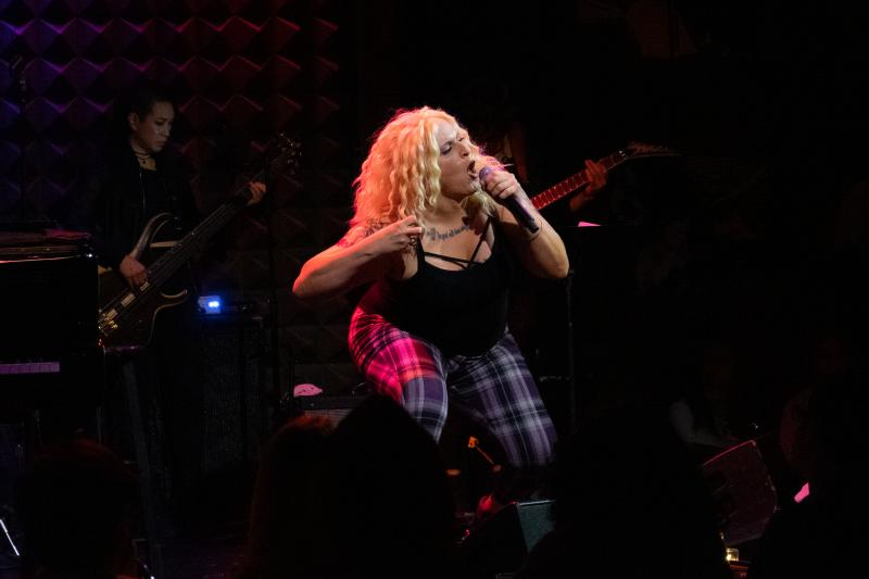 BWW Review: SHAKINA NAYFACK: MANIFEST PUSSY at Joe's Pub is a Heroine's Journey