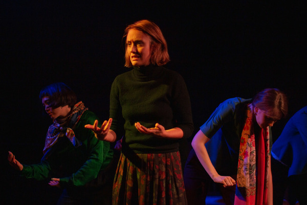 Photo Flash: First Look at Elan Ensemble's SEVEN in Los Angeles