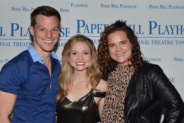 Photo Coverage: The Cast of RODGERS & HAMMERSTEIN'S CINDERELLA at Paper Mill Playhouse Celebrate Opening Night