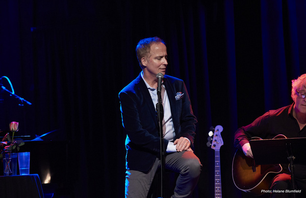 Photo Flash: Tim Connell Returns To NYC At The Triad