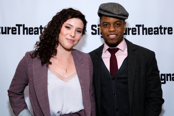 Kiah Stern, Jon Michael Hill Photo