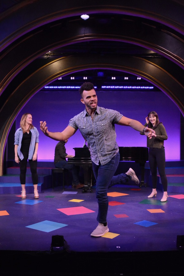 Photos: Meet The Cast of ANYTHING CAN HAPPEN IN THE THEATER: THE MUSICAL WORLD OF MAURY YESTON