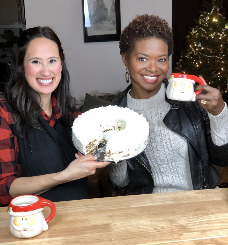 Backstage Bite with Katie Lynch: A CHRISTMAS CAROL's LaChanze Spreads Some Culinary Holiday Cheer