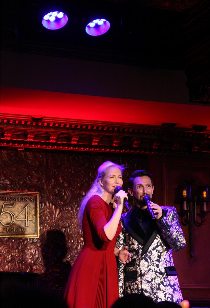 BWW Review: Aaron Blake Soars to New Heights at 54 Below