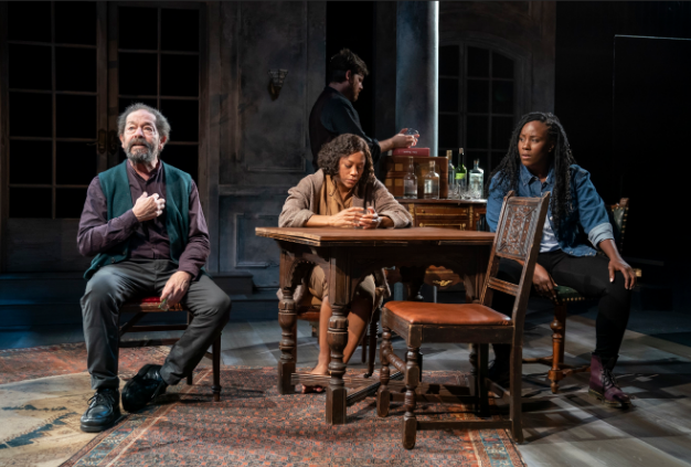 BWW Review: Tony Kushner Inserts Himself Into His Early Effort, A BRIGHT ROOM CALLED DAY