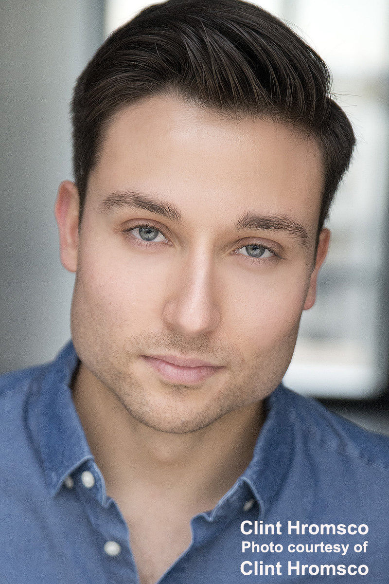 BWW Interview: LITTLE BLACK DRESS' Clint Hromsco Quick Changes From Choreographer/Director To Actor/Stripper/Perfect Man