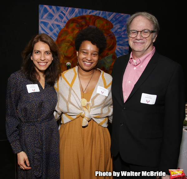 Photo Coverage: Inside Vineyard Theatre's Emerging Artists Luncheon Honoring Charly Evon Simpson