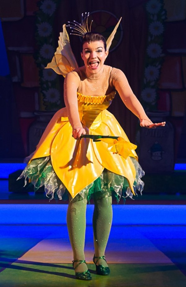 Photo Flash: First Look at JACK AND THE BEANSTALK AT Theatr Clwyd