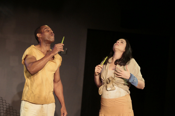 Photo Flash: First Look at Karen Malpede's OTHER THAN WE