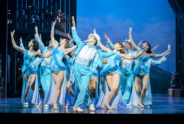 Photo Flash: Check Out Production Photos of WHITE CHRISTMAS at London's Dominion Theatre