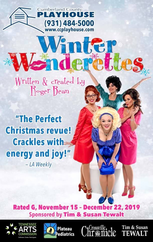 BWW Review: WINTER WONDERETTES Takes You On a Delightful Holiday Trip at Cumberland County Playhouse