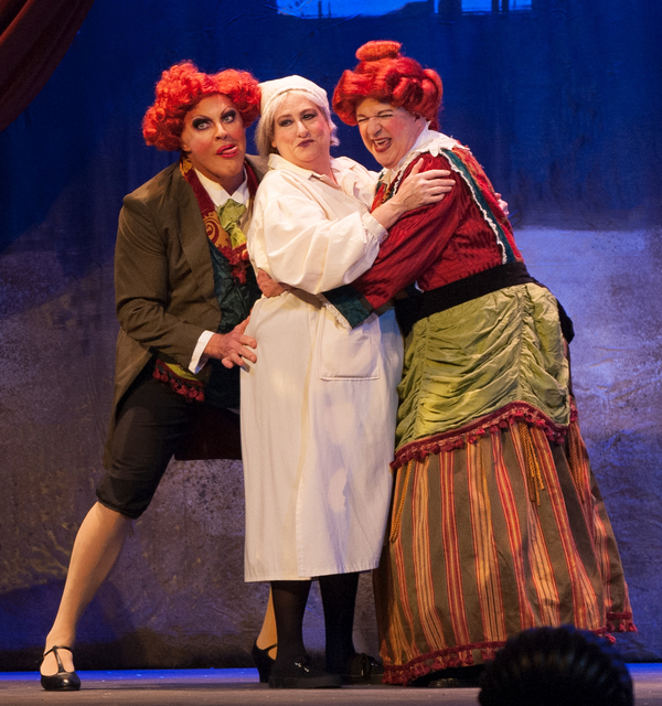 Photo Flash: Check out Photos from SCROOGE IN ROUGE at Rivertown Theater