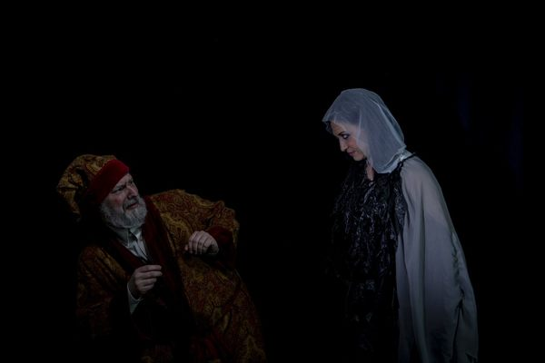 Photo Flash: Elm Street's Production of A CHRISTMAS CAROL