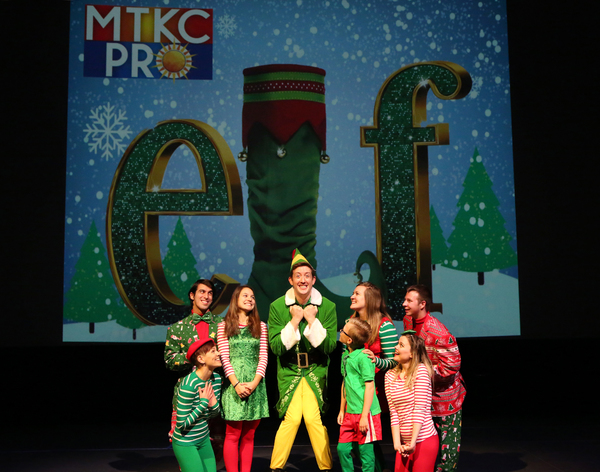 Photo Flash: First Look At The Cast of ELF THE MUSICAL At Music Theatre Kansas City