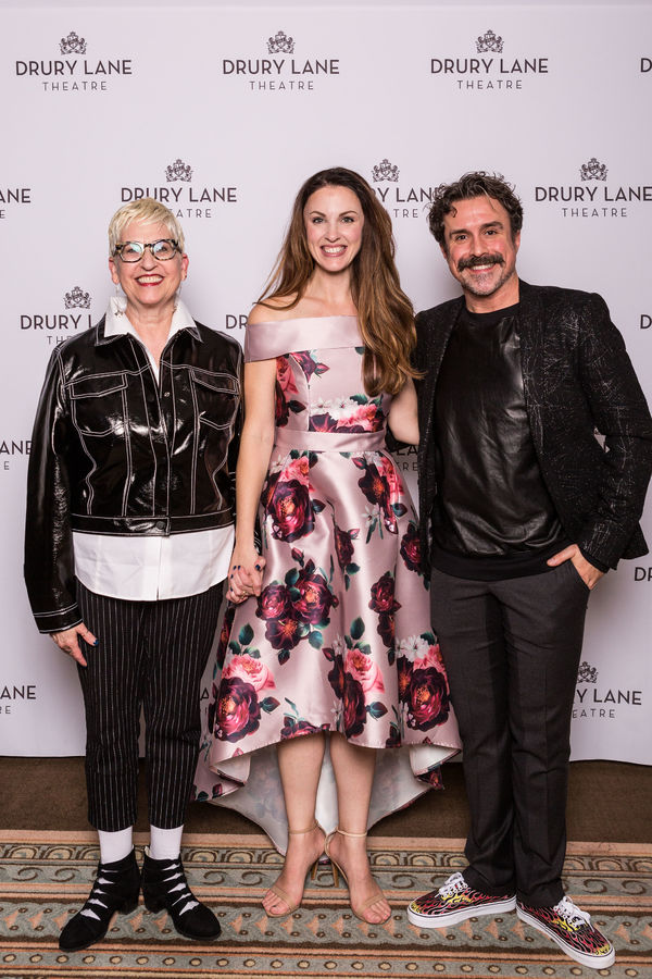 Photo Flash: MARY POPPINS Celebrates Opening Night At Drury Lane