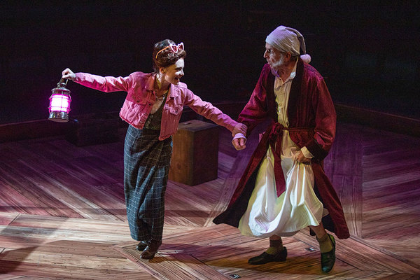 Photo Flast: First Look At The West Coast Premiere of EBENEZER SCROOGE'S BIG SAN DIEGO CHRISTMAS SHOW