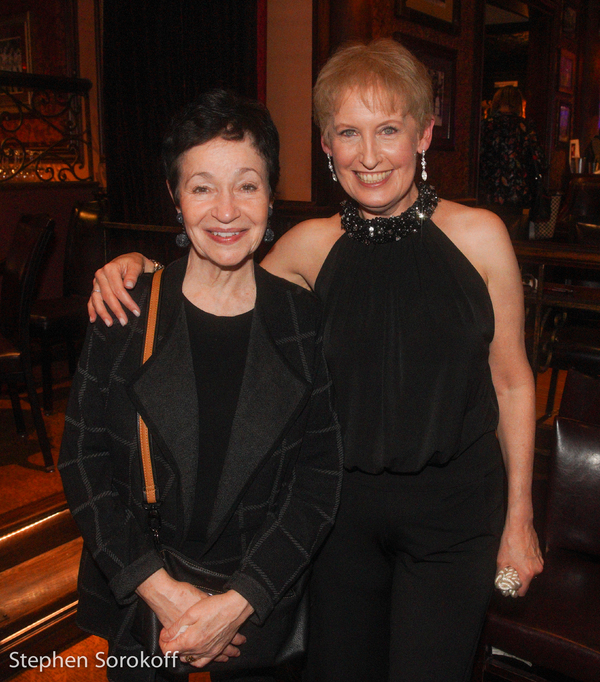 Photos: BROADWAY THE CALLA-WAY With Liz Callaway & Ann Hampton Callaway At Feinstein's/54 Below
