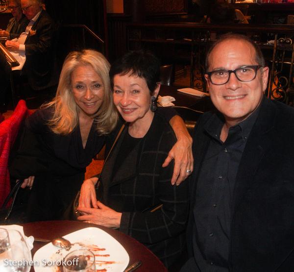 Eda Sorokoff, Lynn Arhens, Dan Shaheen Photo