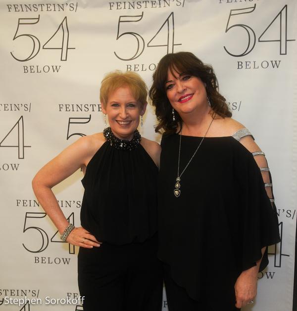 Lizz Callaway & Ann Hampton Callaway Photo