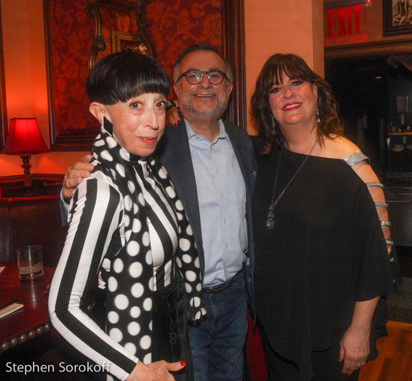 Susan Claassen, Richard Frankel, Ann Hampton Callaway Photo