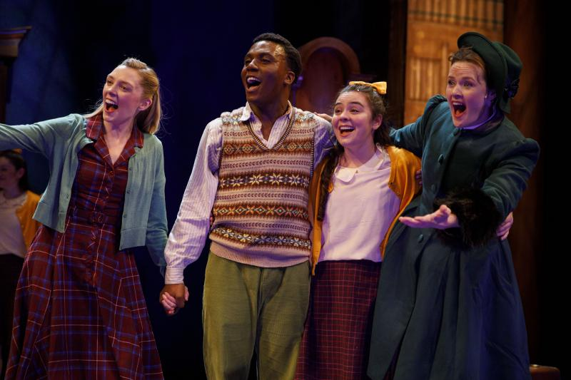BWW Review: THE LION, THE WITCH, AND THE WARDROBE at Imagination Stage