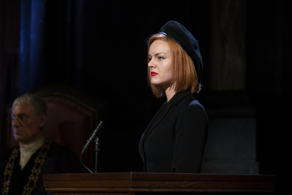 Photo Flash: First Look at the Fifth Cast of WITNESS FOR THE PROSECUTION
