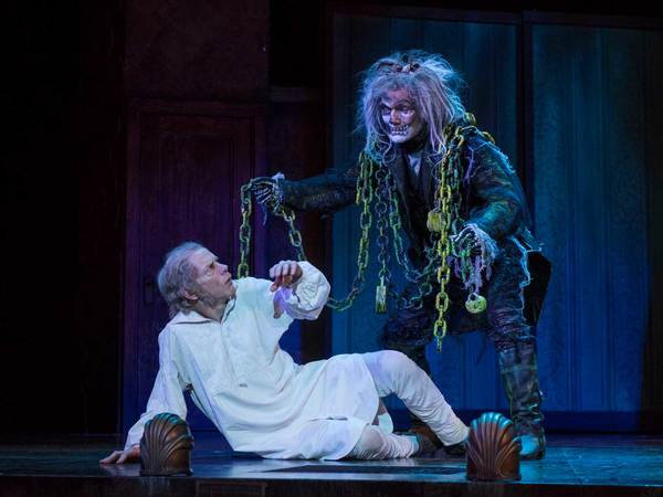Photo Flash: First Look at A CHRISTMAS CAROL at Milwaukee Rep