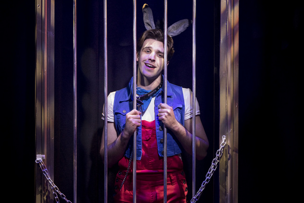 Photos: First Look At Above The Stag's Panto PINOCCHIO: NO STRINGS ATTACHED!