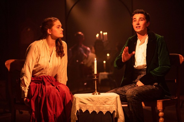 Photo Flash: First Look at THE ASTONISHING TIMES OF TIMOTHY CRATCHIT at Hope Mill Theatre