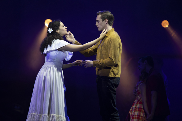 Photo Flash: First Look at WEST SIDE STORY at Curve (Leicester)