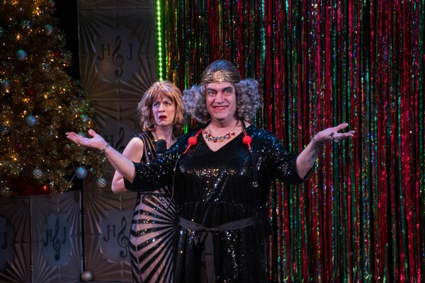 Photo Flash: Cleveland Public Theatre's  THE LOUSH SISTERS LOVE DICK'NS: OOPS!... tHEY DID IT AGAIN