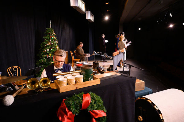 Photo Flash: Contra Costa Civic Theatre Presents IT'S A WONDERFUL LIFE: A LIVE RADIO PLAY