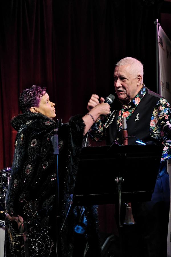 Photo Flash: Jazz Stars Shine Bright At NYC Readers Jazz Awards At Birdland